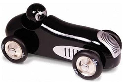 Auto zwart