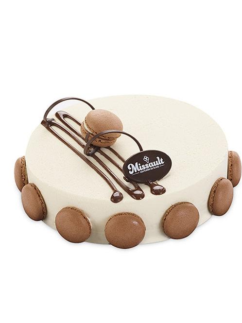 Marbré Chocolat 8 porties 1100 ml