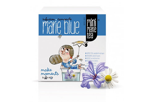 Mini Marie Tea blue