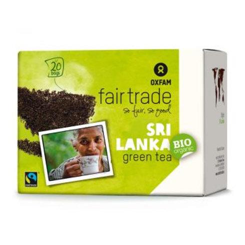 Bio groene thee