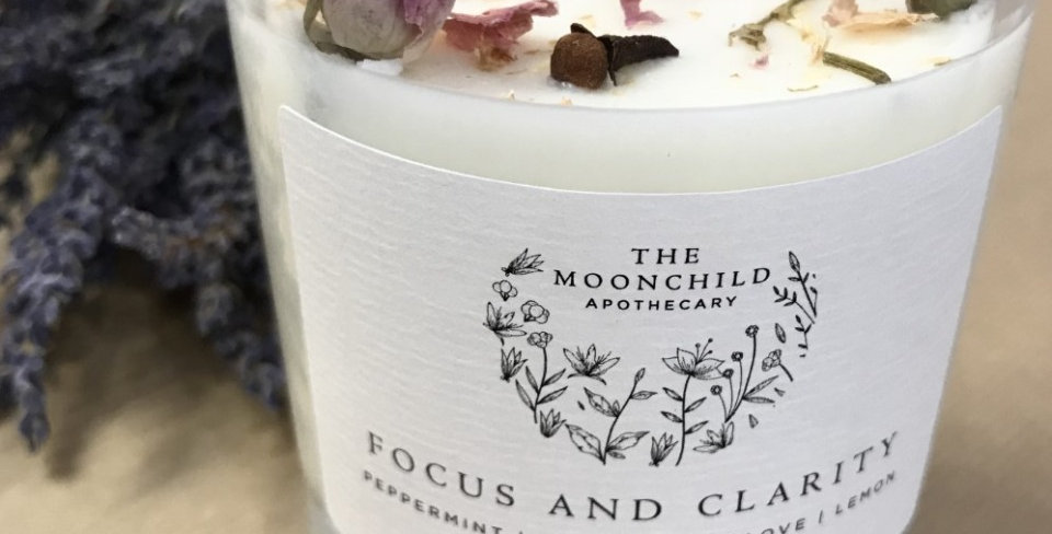 Focus and Clarity Candle