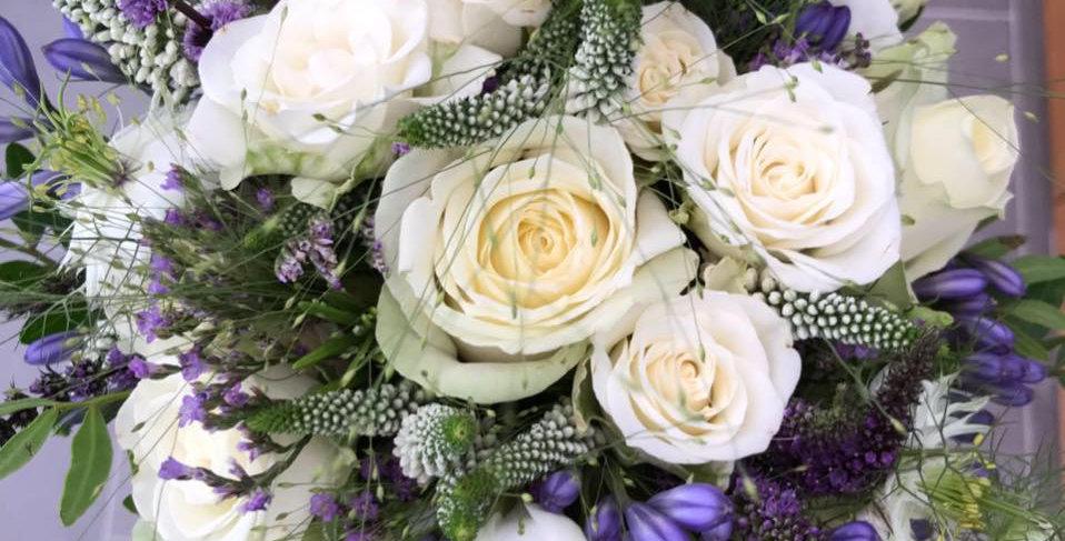 Wild Lilac Bouquet