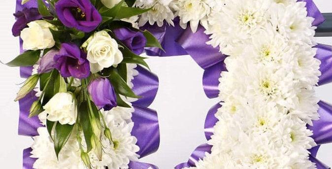 White Based Funeral Letter Tribute
