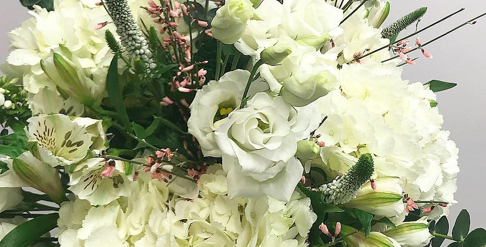 Classic Country Garden Bouquet