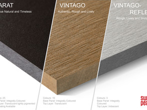 Swisspearl Introduces VINTAGO REFLEX