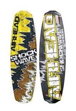 Shockwave Carbon Wake Board