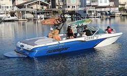 Sanger Boat
