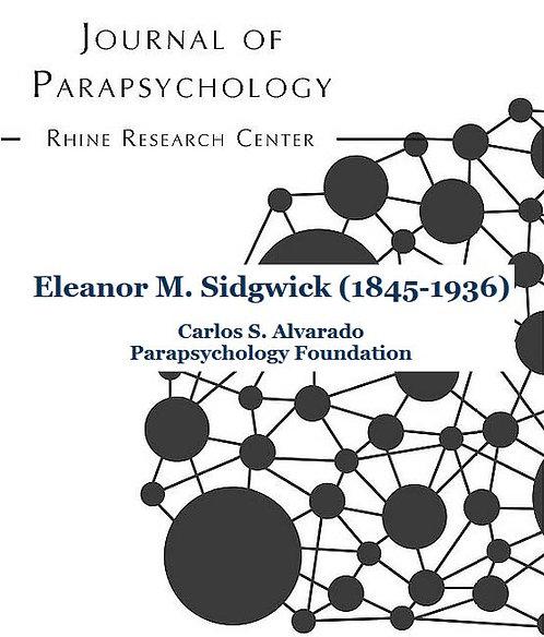 Eleanor M. Sidgwick (1845-1936)