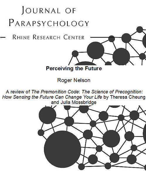 book review perceiving the future