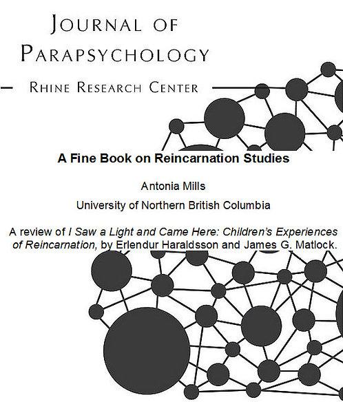 A Fine Book on Reincarnation Studies