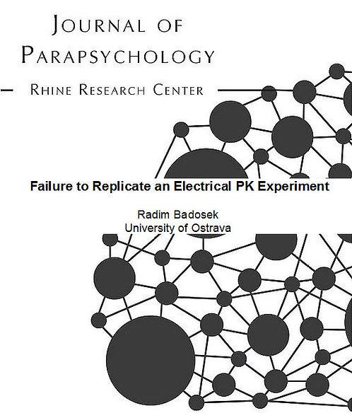 Failure to Replicate an Electrical PK Experiment