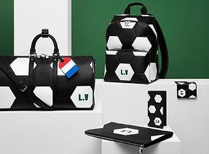 La Copa Mundial de Futbol ha contagiado a marcas de lujo como Louis Vuitton, Nike, Hublot,  las cuales han lanzado diversos artículos que, con el tiempo, serán piezas de colección.