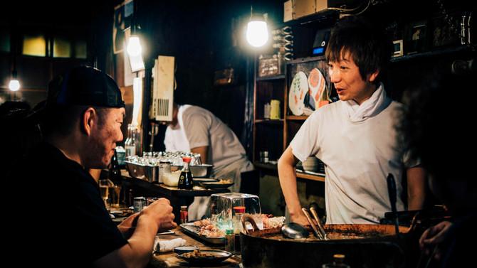 Los japoneses consideran la comida como algo medicinal