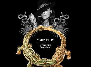 Anécdota sobre María Félix.