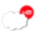 logotype youtube cloud