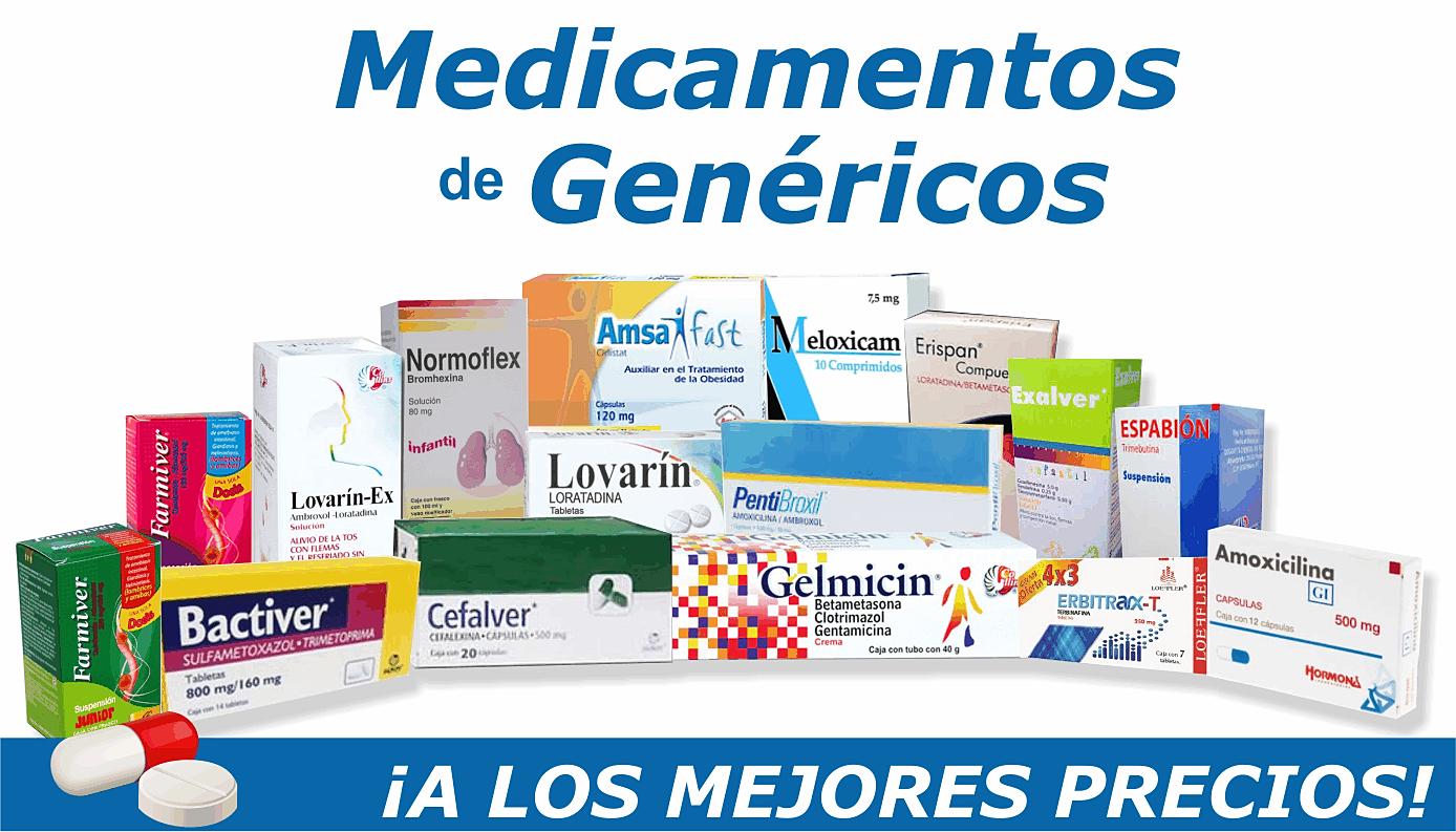 Farmacia en linea de Medicamento patente y especializado