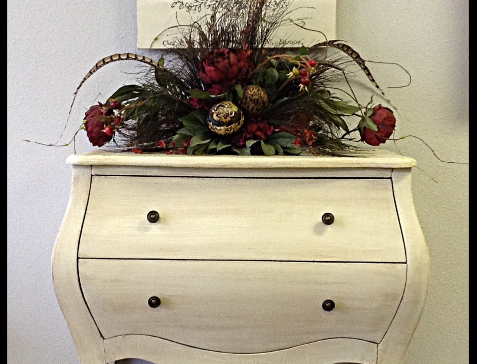 Hammary Furniture Bombe Chest