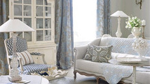 Spring Decorating in Shades of White
