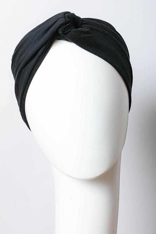 Black Comfy Headband