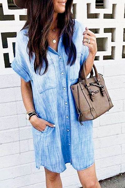 Denim-licious Dress