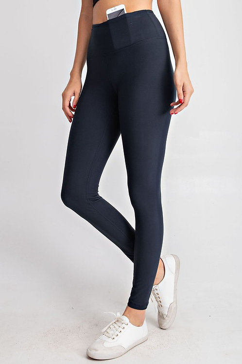 Active Leggings/Black