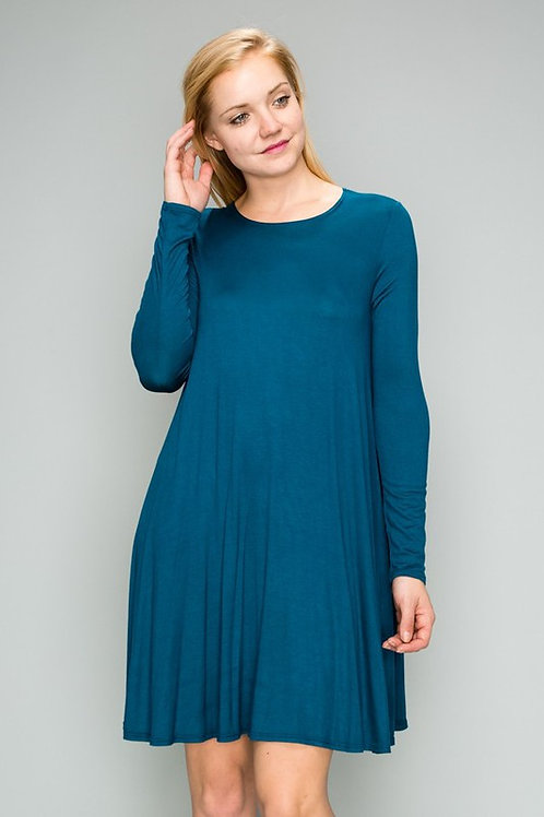 Lightweight Tunic/Dress Soft Knit