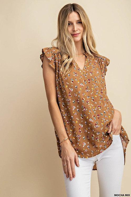 Golden Sun & Blooms Sweet Knit