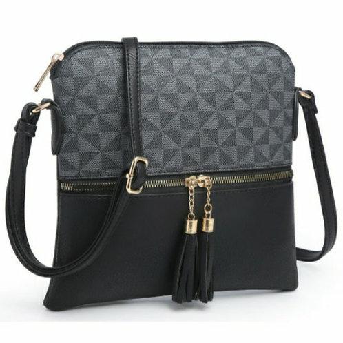 CrossBody Color Block Bag