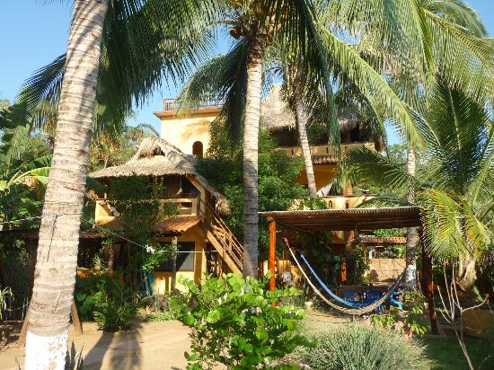 Puerto Escondido SURF HOUSE