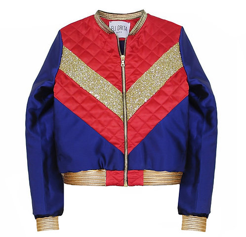 POWER JACKET - RED