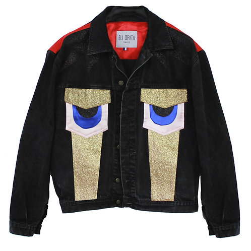 JOKER BLACK JACKET