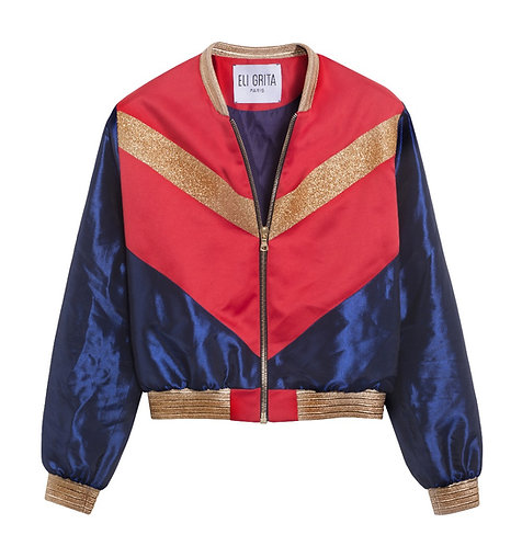 RED LIGHT POWER JACKET PRESSE
