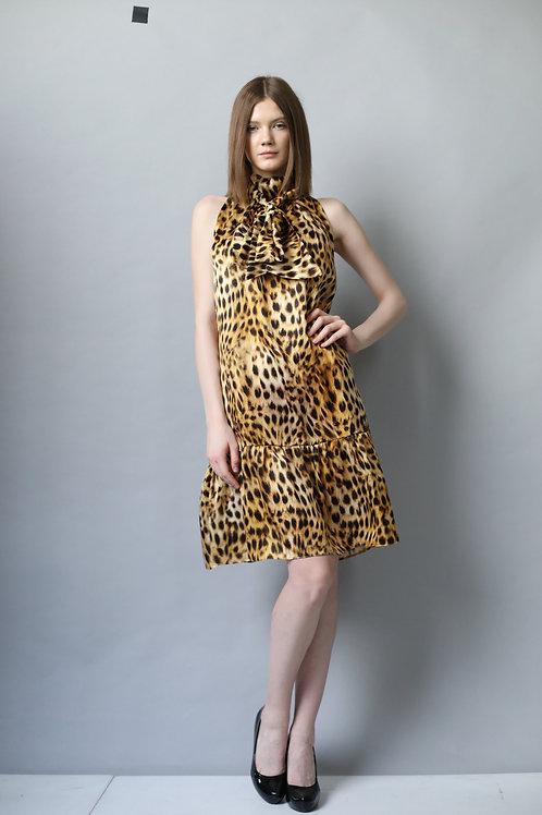 Sukienka GOLDY animal print