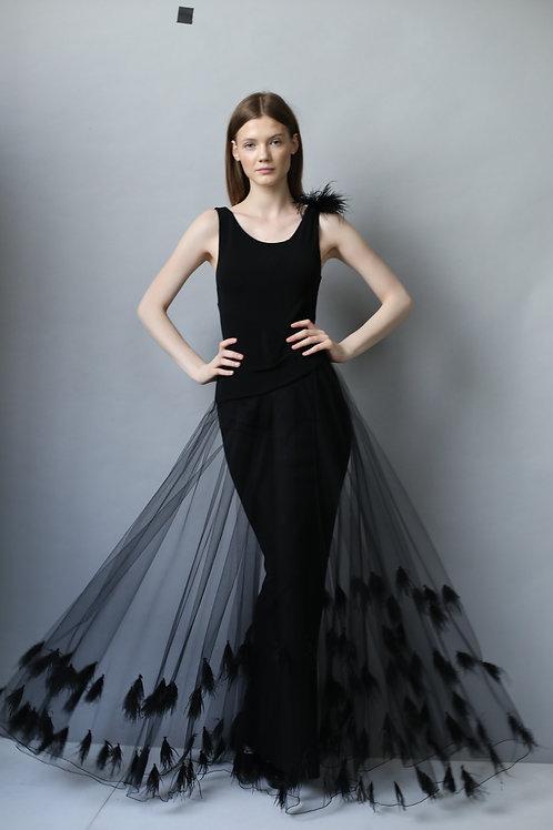 Sukienka FEATHER