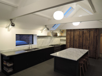 Calacatta Venato Marble Worktops