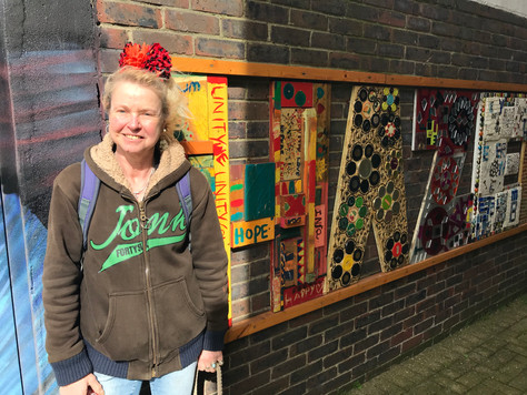 Scrapstore Community Artists Recognised in BATCA Awards