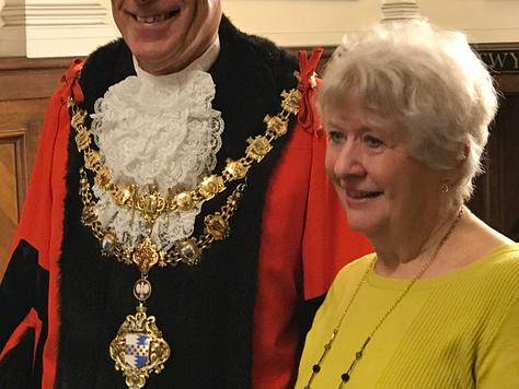 Teresa scoops Wandsworth Civic Award