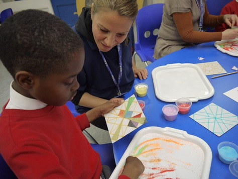 Larking about at Lark Hall Primary