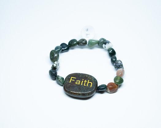 Fancy Jasper bracelet