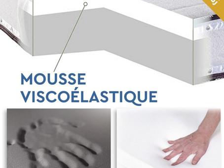 La Mousse VISCO-ELASTIQUE