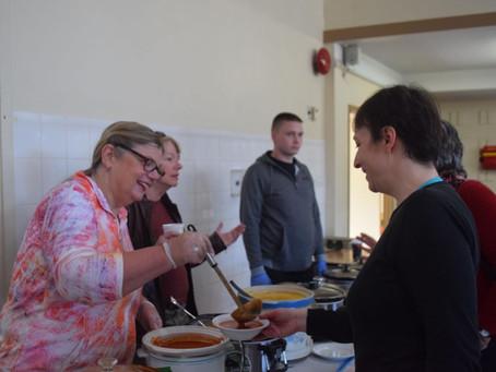Popular soup fundraiser returns Friday