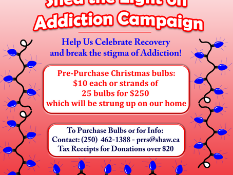 Shed the Light on Addiction