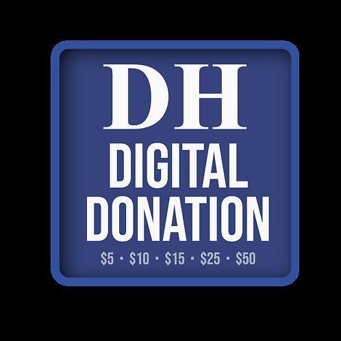 Web Donation
