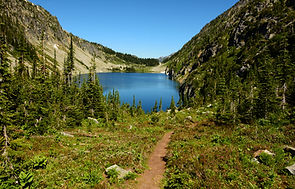 L119 Trail to Kokanee Lake.JPG