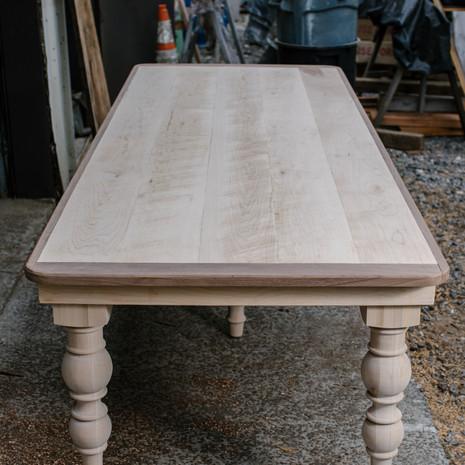 Salt Wood Co. dining table