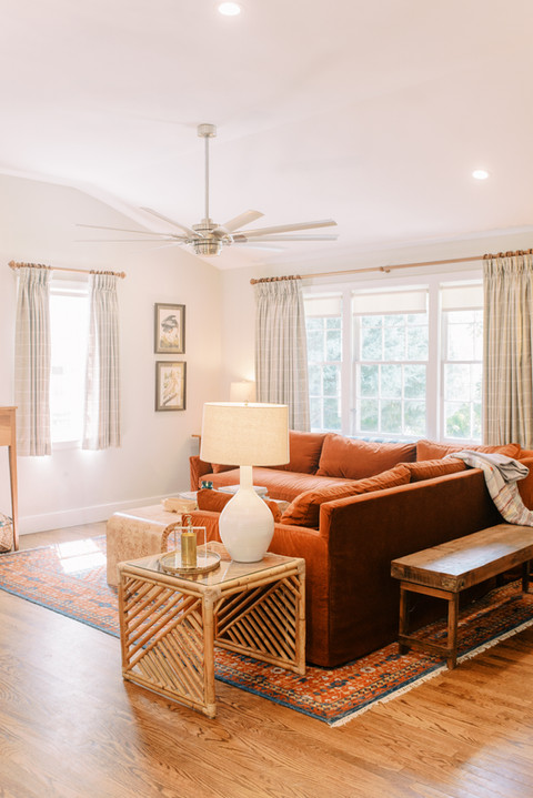 TD Interiors - West of the Ashley Bungalow