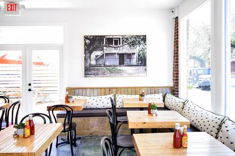 TD Interiors - Daps Breakfast + Imbibe