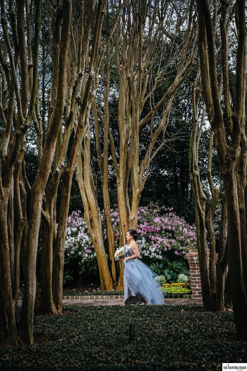 The Dream Dress: Real bride Lexi in her Custom Carol Hannah | Photo by Red Shutter Studio