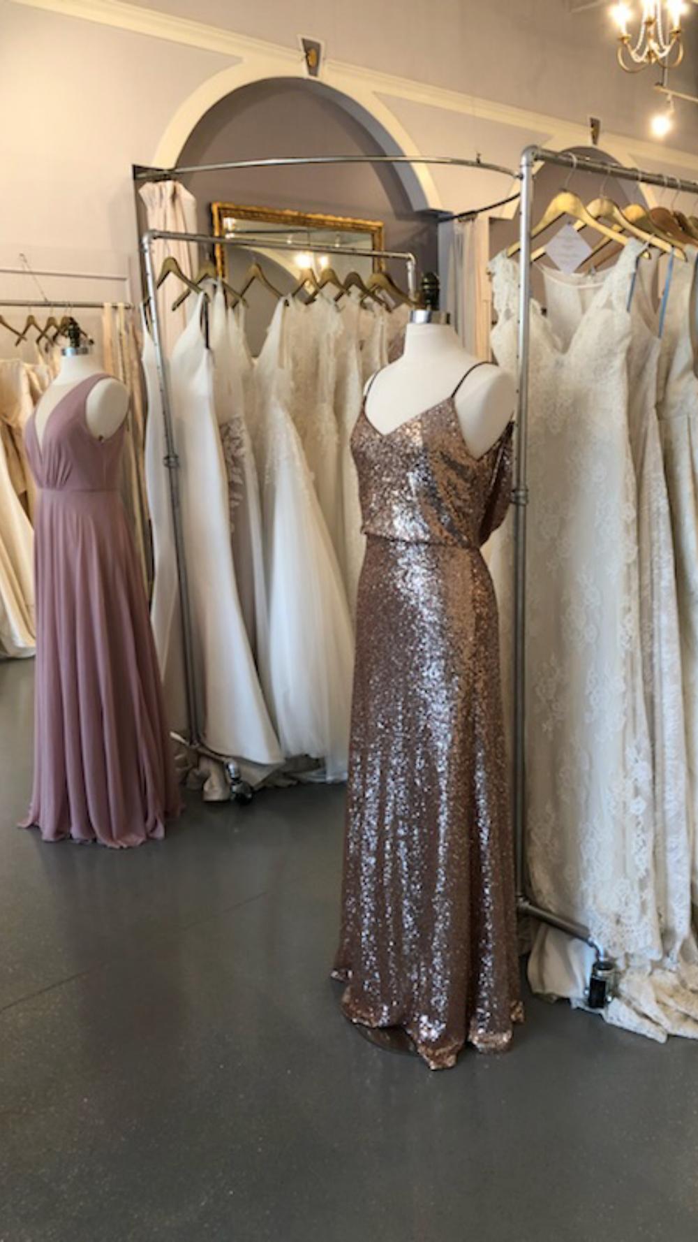 Bella Bridesmaid Gowns at Southern Protocol Bridal