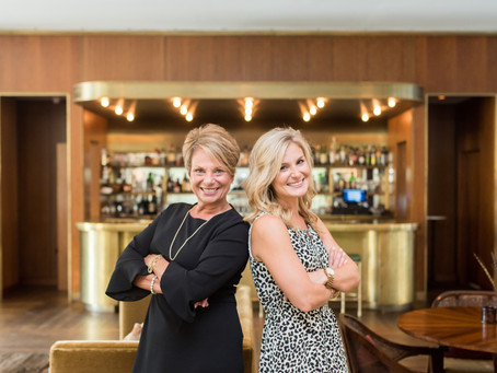 Mother-Daughter Owned Wealth Management Firm Rebrands, Relocates